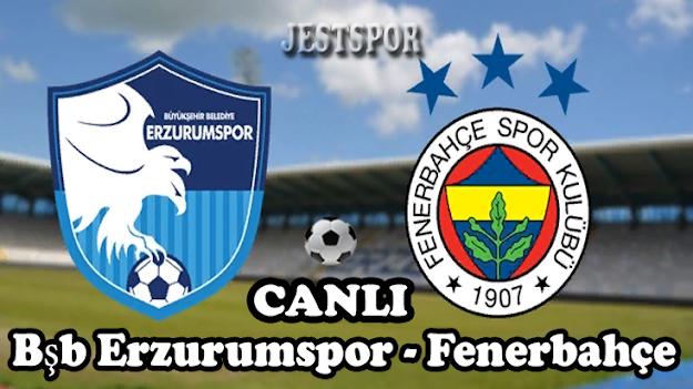 Bşb Erzurumspor - Fenerbahçe Jestspor izle