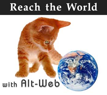 Reach the World with Alt-Web