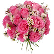 Rose Cube Pink 16 Flowers delivery l Spring Special Rose Flowers Delivery