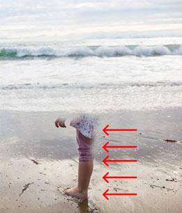 cara menghapus objek foto dengan photoshop