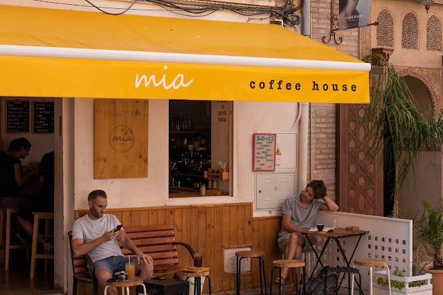 mia coffee shop speciality coffee malaga