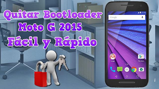 Cómo desbloquear el bootloader en Motorola