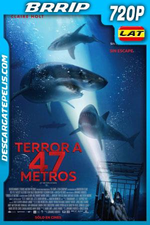 A 47 metros (2017) 720p BRrip  Latino - Ingles