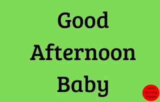 good afternoon baby images