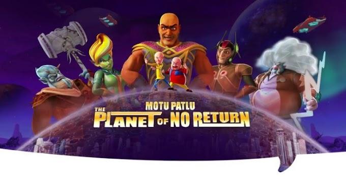 Motu Patlu The Planet Of No Return Full Movie in Hindi Download 720p, 1080p