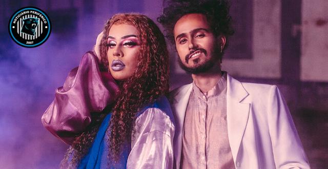 CHAMA | Kafé lança trabalho em parceria com Gloria Groove