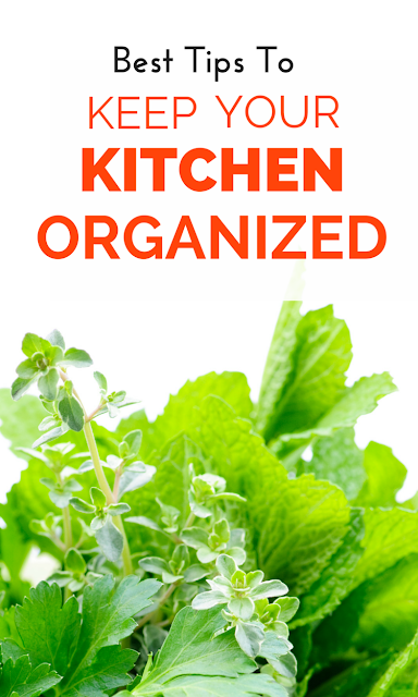 Tap into these best tips to keep that kitchen well-organized and welcoming to a healthy lifestyle to help you feel and look great! The Health-Minded.com