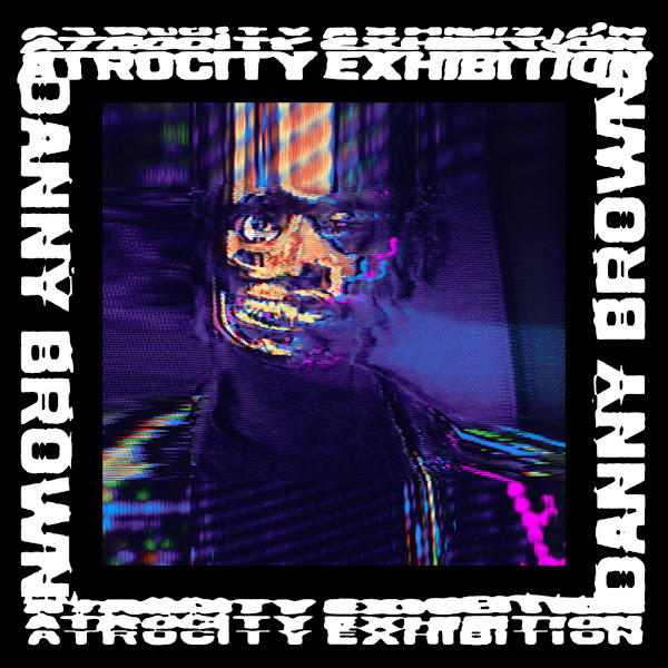 Danny Brown - Pneumonia - Single Cover
