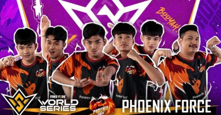 Phoenix Force FF