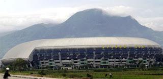 17.000 Anggota Pramuka Kemah Bakti di Stadion GBLA