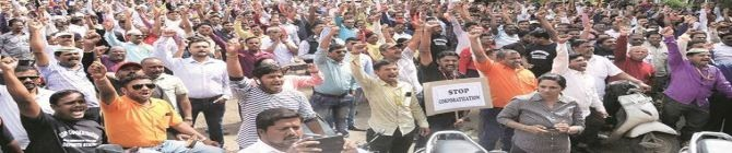 Defence Civilian Employees Decide To Go On Indefinite Strike