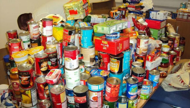 Συνεχίζει να συγκεντρώνει τρόφιμα ο Σύλλογος Καρκινοπαθών Αργολίδας