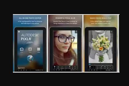 Aplikasi Edit Foto Android Berikut Jadikan Momen Anda Sekeren Jepretan Fotografer