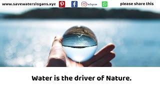 save water slogans 8