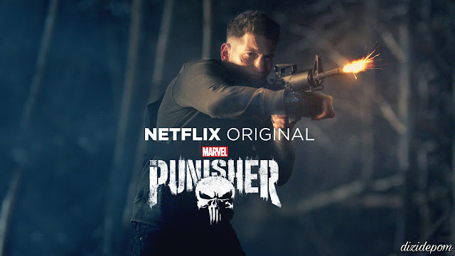 Marvel's The Punisher Dizisi İndir