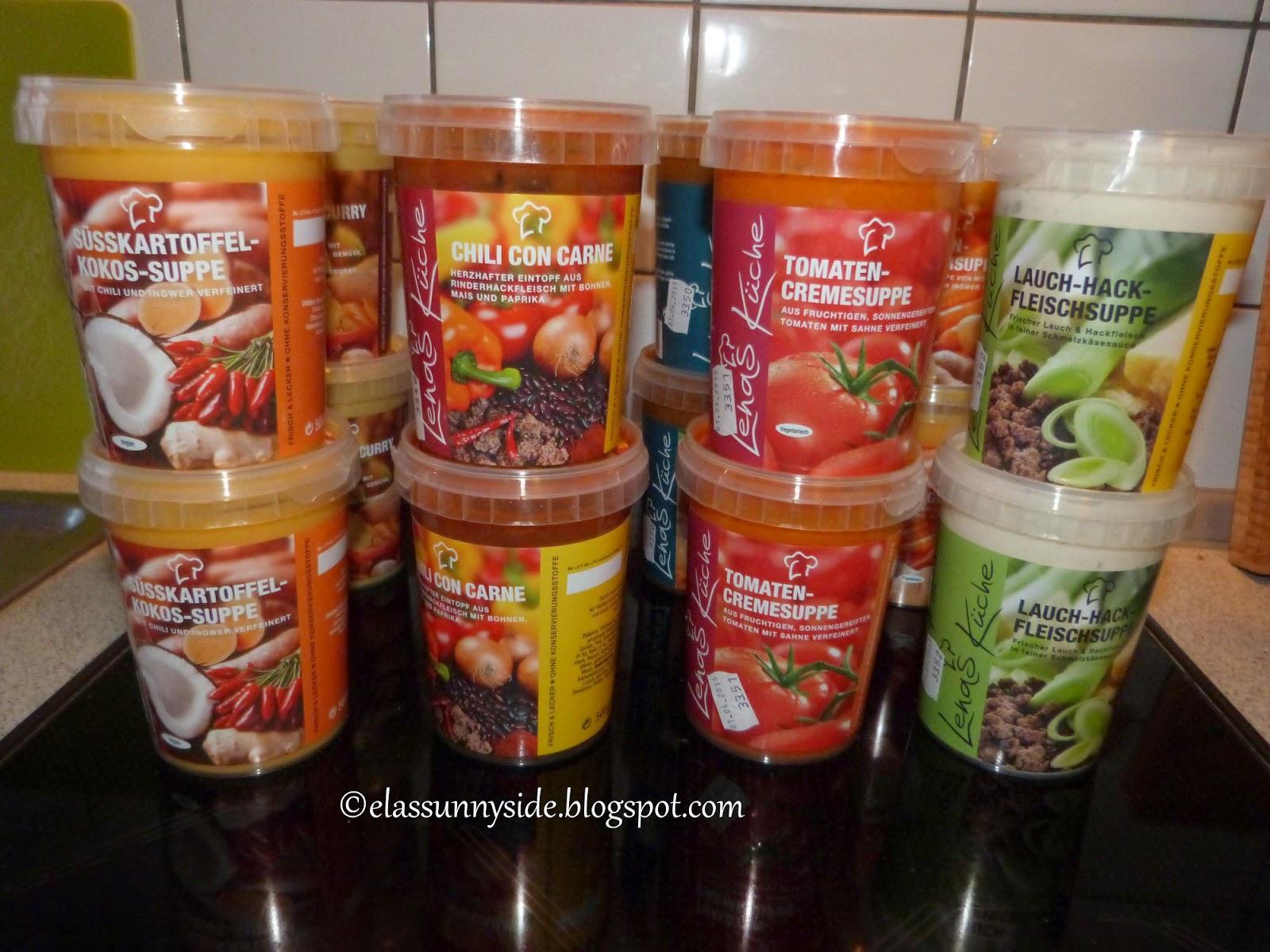 elassunnyside: Produkttest: Leckere Suppen aus Lena`s Küche