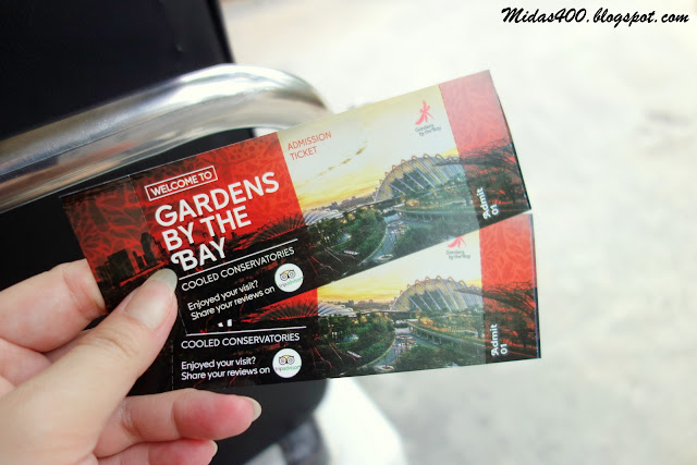 Garden By The Bay Admission Ticket plain gardenthe bay admission ticket local resident rate is
