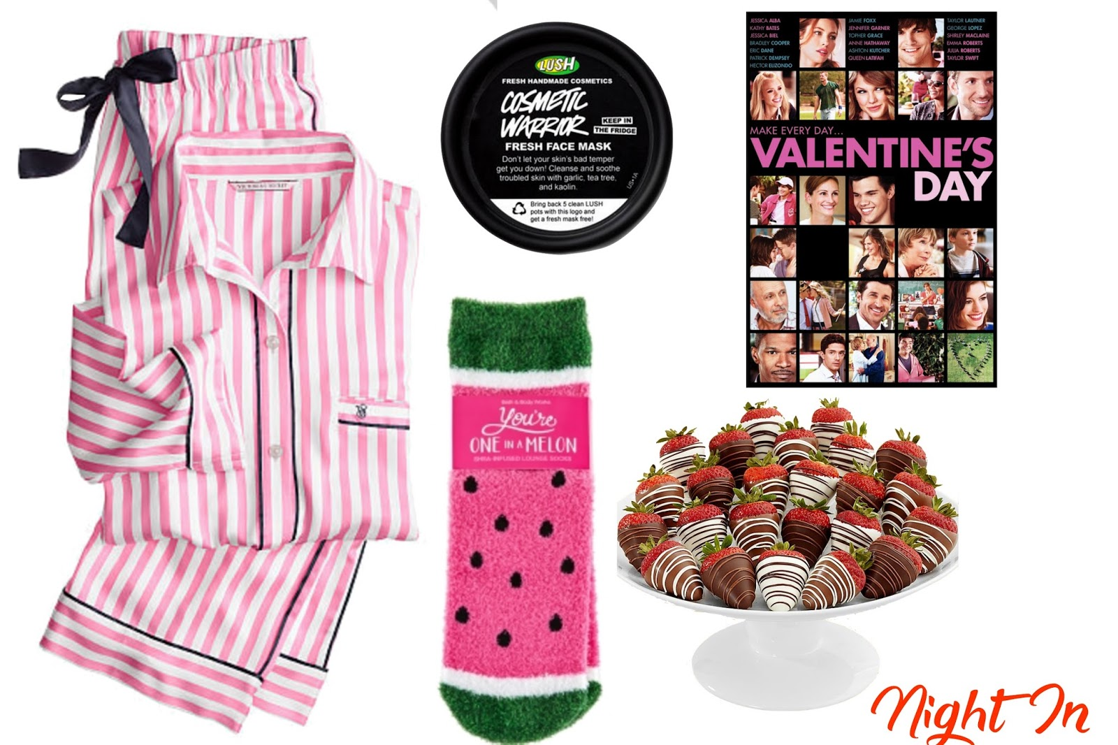 Valentine's Day Girls Night In Outfit - Le Northern Belle