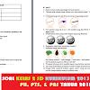 Soal kelas 2 Kurikulum 2013 & Kunci Jawaban Semester 1 & 2 Tahun 2018 (PAS, PH, PTS)