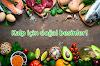 Kalbi güçlendiren doğal besinler!