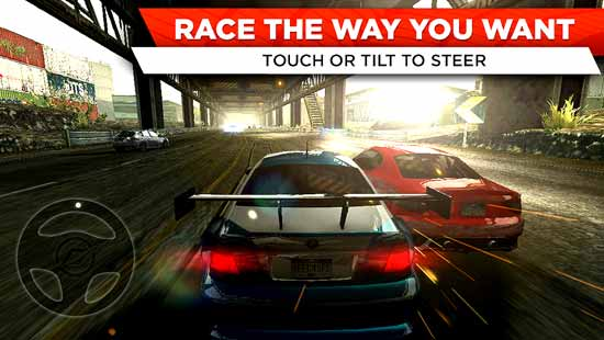 NFS Most Wanted Apk Mod Unlimited