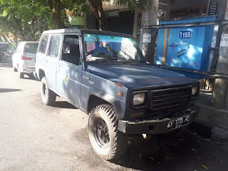 Taft Hiline Long 4x4 Diesel 1996 Full Paper