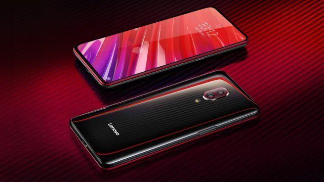 Lenovo Meluncurkan Smartphone Snapdragon 855 Pertama di Dunia