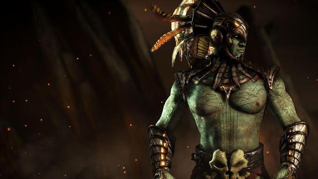 Kumpulan Foto Mortal Kombat, Fakta Mortal Kombat dan Video Mortal kombat