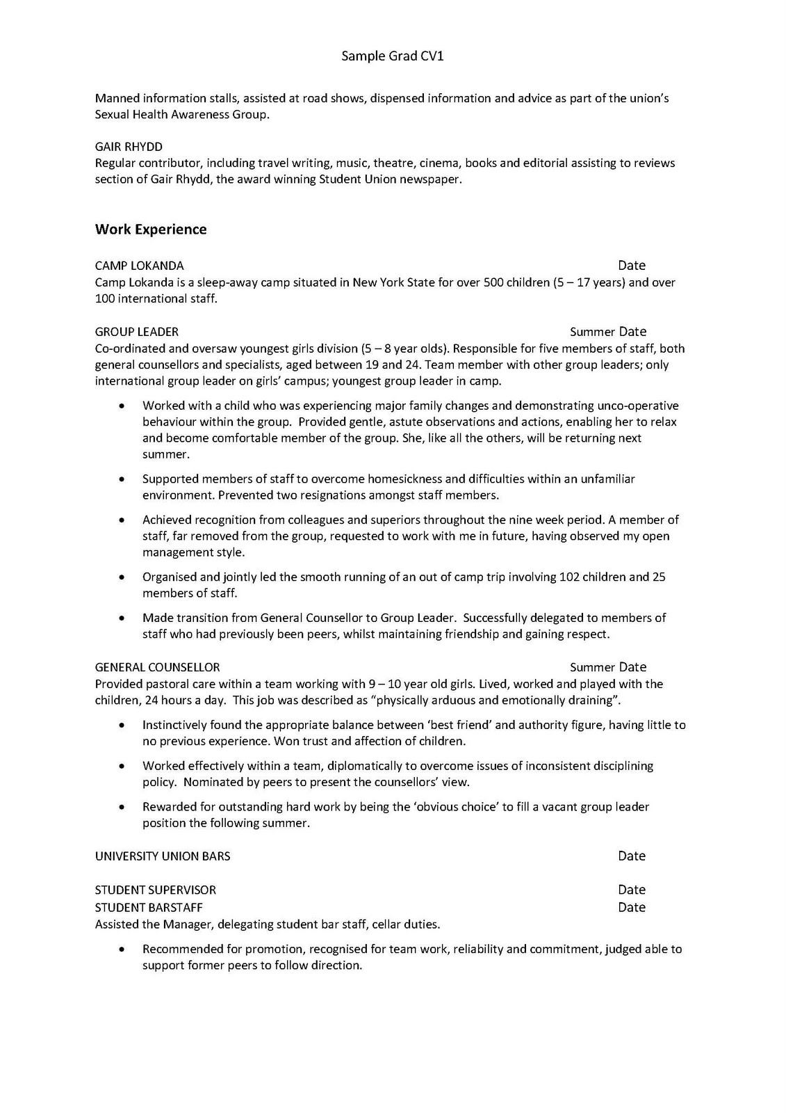 make resume first job high school student. make resume first job ... - Resume For First Job Examples