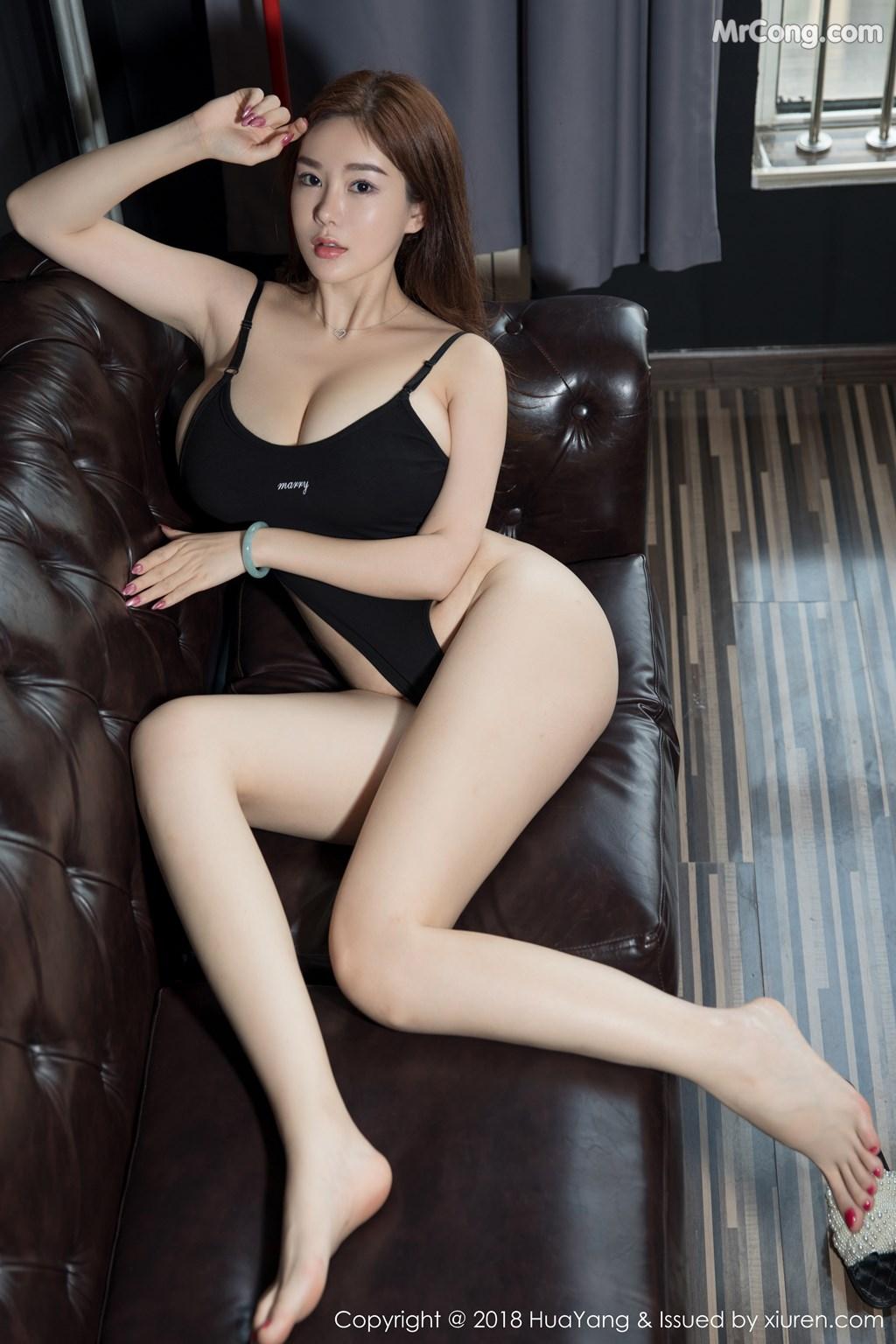 Image HuaYang-2018-08-09-Vol.068-Silvia-MrCong.com-002 in post HuaYang 2018-08-09 Vol.068: Người mẫu 易阳Silvia (41 ảnh)