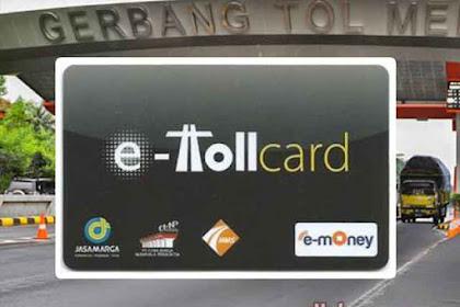 4 Tempat Beli Kartu E-Toll Dimana yang Murah