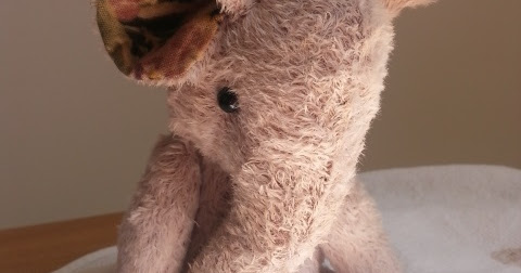 Poppie Dolls and Bears~My little Viscose Ellie