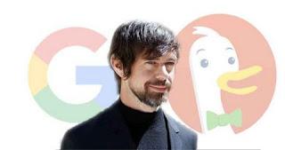 Twitter CEO Jack Dorsey uses DuckDuckGo instead of Google