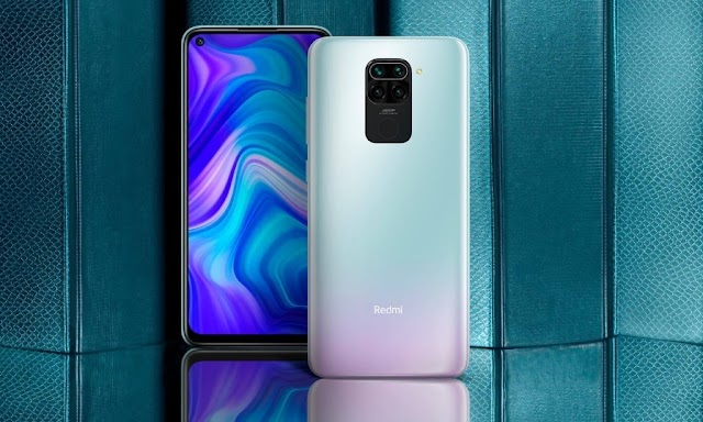 Redmi Note 9 with 48MP Quad Camera Array Launched at just 11,999