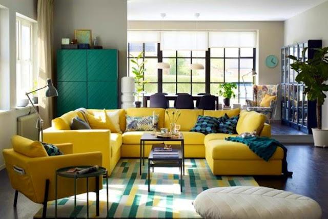 Tips Mendesain Perabotan di Ruangan yang Sempit