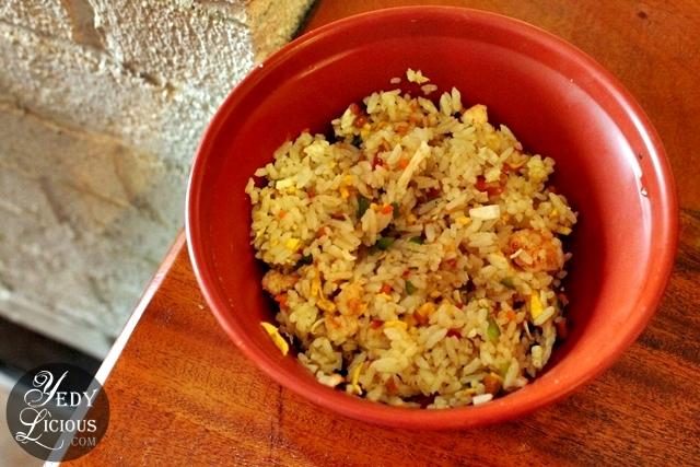 Saewoo Bokkeumbap (Shrimp Fried Rice)