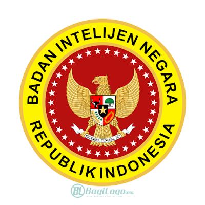 Badan Intelijen Negara RI Logo Vector