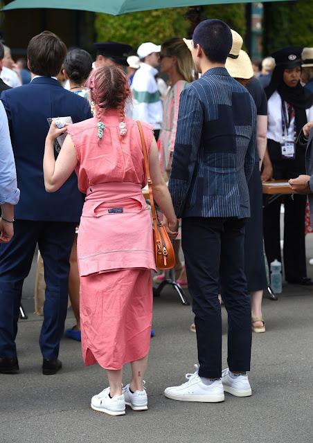 Maisie-Williams-2019-Wimbledon-Tennis-Championships