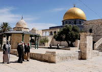The Temple Mount (c) Israeli Government Press Office