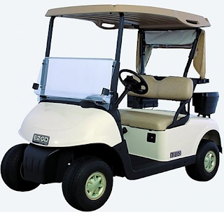Daftar merek mobil golf car di Indonesia