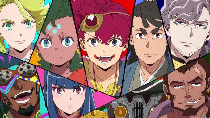 Resenha anime de aventura e corrida Appare-Ranman