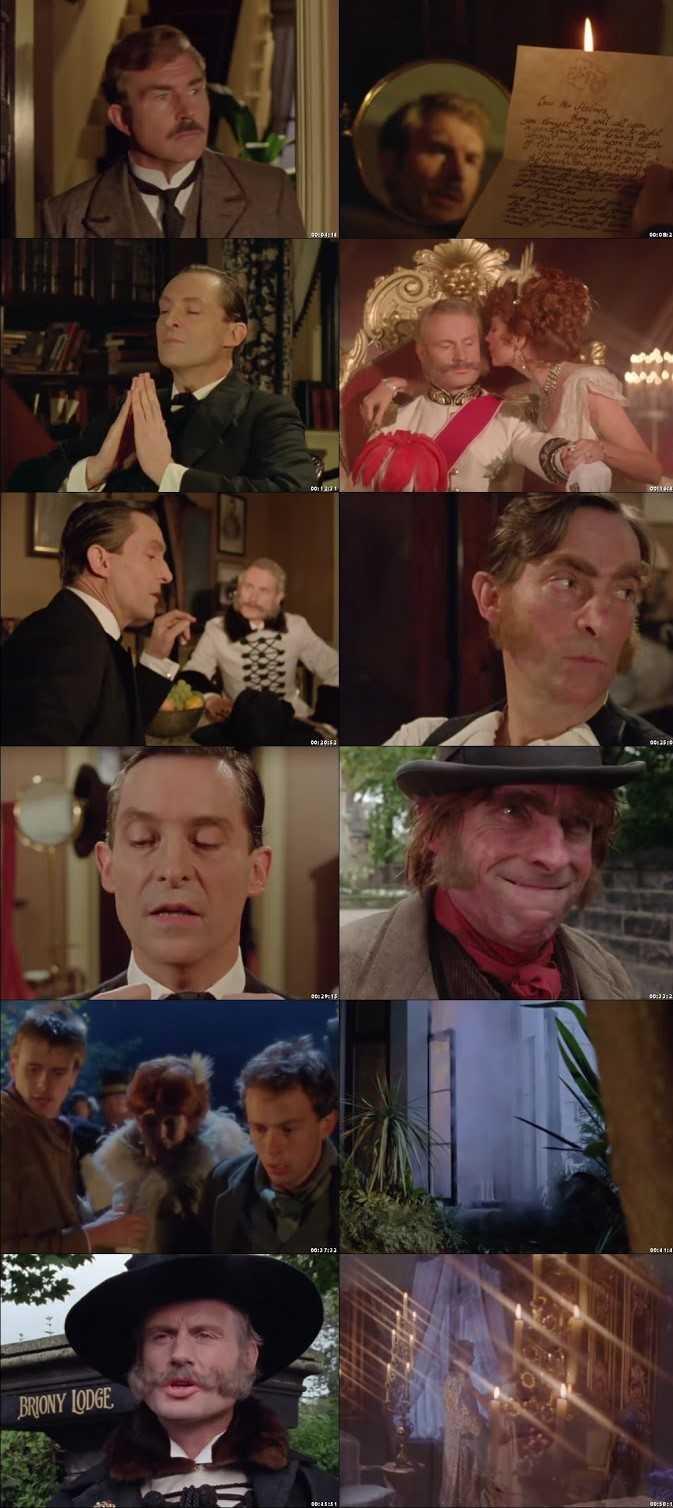 The Adventures Of Sherlock Holmes 1984 Screenshot