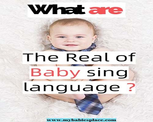 What are the Real Benefits of Baby Sign Language?