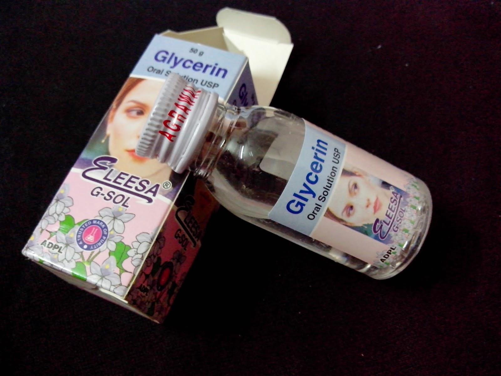Beauty Benefits of Glycerin