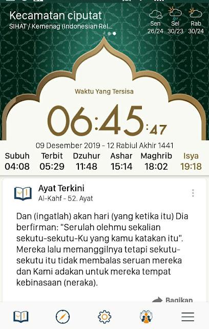 Waktu Azan Pro