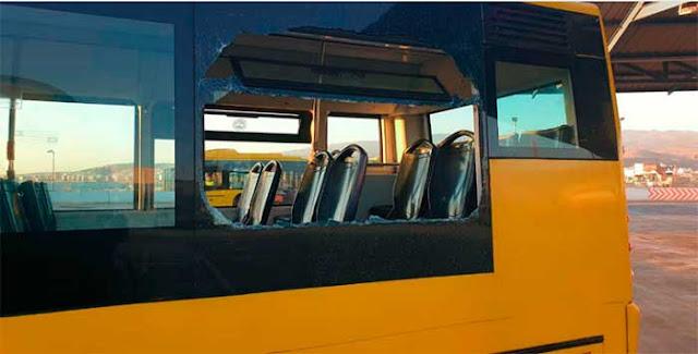 Guaguas Municipales se plantea cambiar la ruta de las líneas 12 y 9 por ataques vandálicos