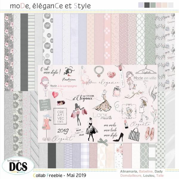 moDe, éléganCe et Style