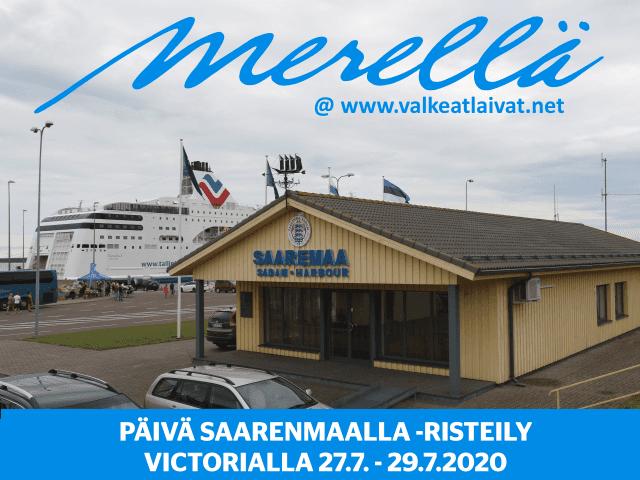 Saarenmaa risteily - Tallink