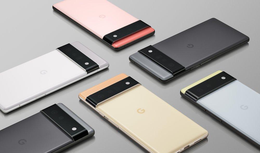 Google svela i nuovi Pixel 6 e 6 Pro con il nuovo processore proprietario