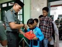 Pupuk Semangat Kebersamaan, Kodim 0701/Banyumas Buka Bersama Anak Yatim